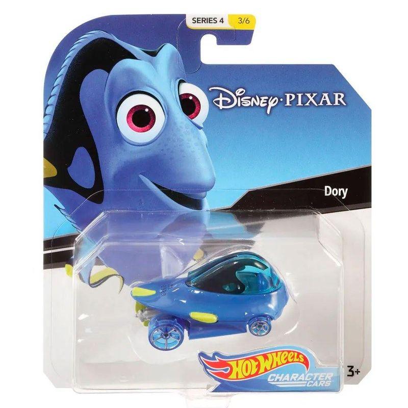 GCK28_Carrinho_Hot_Wheels_1_64_Dory_Procurando_Nemo_Disney_Personagens_Mattel_1