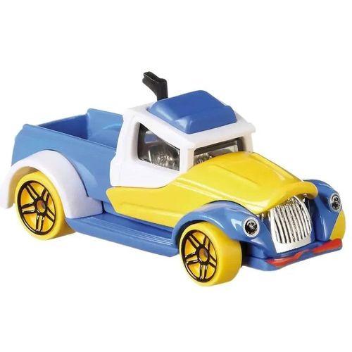 GCK28_Carrinho_Hot_Wheels_1_64_Pato_Donald_Disney_Personagens_Mattel_1