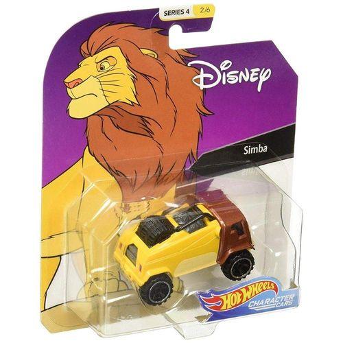 GCK28_Carrinho_Hot_Wheels_1_64_Simba_Rei_Leao_Disney_Personagens_Mattel_1