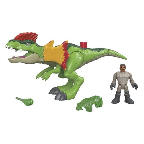 FMX88_FMX89_Figura_Imaginext_Dilofossauro_Jurassic_World_Fisher-Price_1
