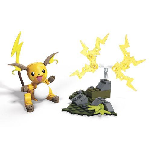 GDW29_GDW30_Blocos_Mega_Construx_Raichu_73_Pecas_Pokemon_Mattel_2