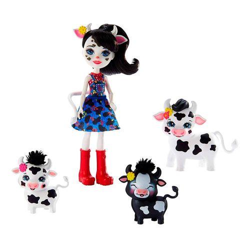 GJX43_Boneca_Enchantimals_Familia_de_Inverno_Cambrie_Cow_Ricotta_Mac_e_Cheese_Mattel_1