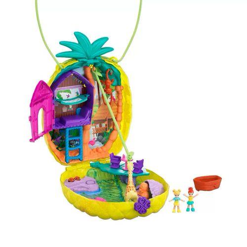 GKJ63_Mini_Boneca_Polly_Pocket_Bolsa_De_Abacaxi_Tropical_Mattel_1