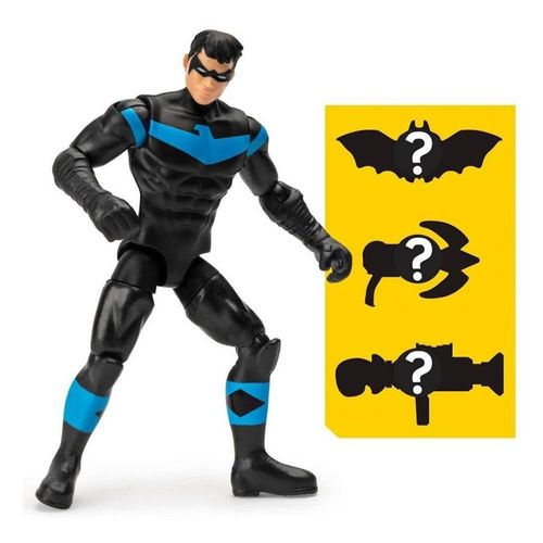 2182_Mini_Figura_com_Acessorios_Surpresa_Nightwing_10_cm_DC_Comics_Sunny_2