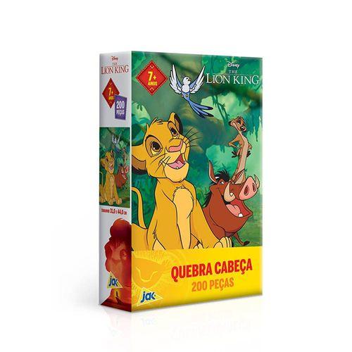 2623_Quebra-Cabeca_O_Rei_Leao_200_Pecas_Toyster_1