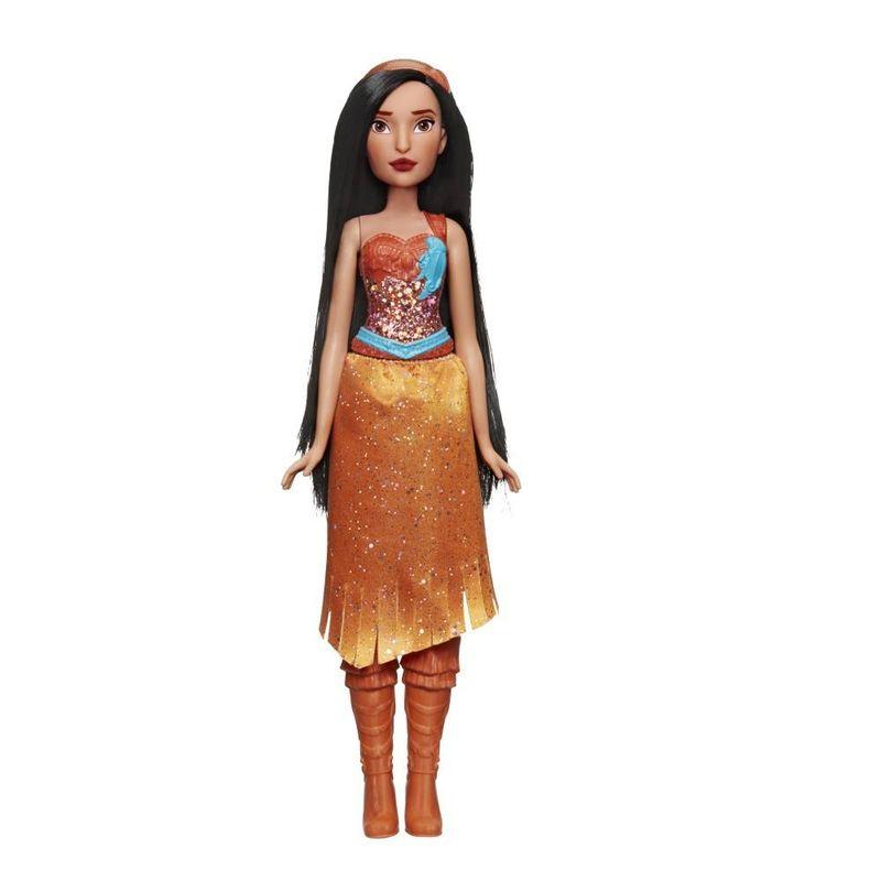E4165_Boneca_Basica_Pocahontas_Princesas_Disney_30_cm_Hasbro_1