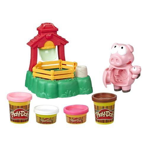 E6723_Massa_de_Modelar_Play-Doh_Porquinhos_Brincalhoes_Pigsley_Hasbro_1