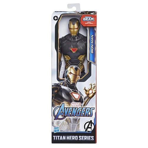 E7878_Figura_Basica_Homem_de_Ferro_Black_Suit_30_cm_Titan_Hero_Vingadores_Marvel_Hasbro_2