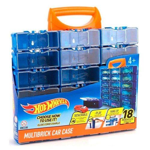 8266-4_Porta_Carrinhos_Modular_Hot_Wheels_18_Modulos_Fun_1