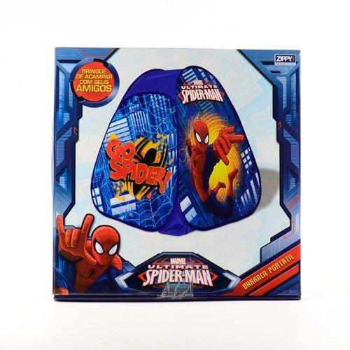 BP1502_Barraca_Infantil_Portatil_Homem-Aranha_Marvel_Zippy_Toys_2