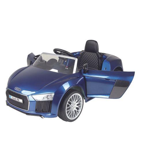 1091-0_Mini_Veiculo_Eletrico_com_Controle_Remoto_Audi_R8_Spyder_6V_Azul_Xalingo_5