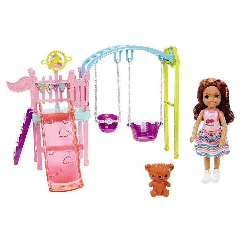 FDB32_FXG84_Boneca_Chelsea_com_Playset_Playground_da_Chelsea_Mattel_1