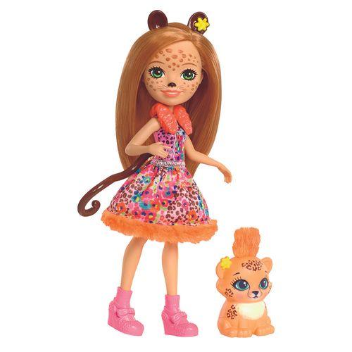 FNH22_FJJ20_Boneca_com_Pet_Enchantimals_Cherish_Cheetah_e_Quick-Quick_Mattel_1