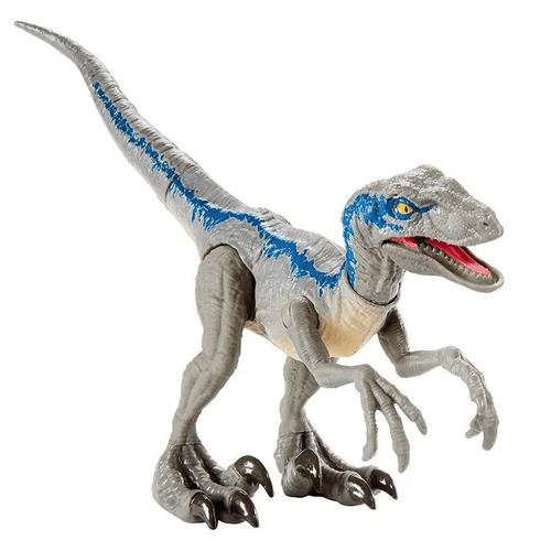 GCR54_Figura_Dinossauro_Velociraptor_Blue_Ataque_Selvagem_Jurassic_World_Mattel_1