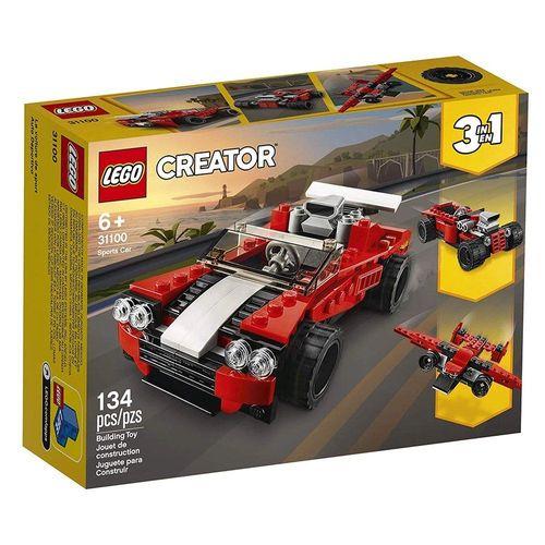 LEGO_Creator_Carro_Esportivo_31100_1