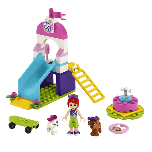 LEGO_Friends_Playground_para_Cachorrinhos_41396_2
