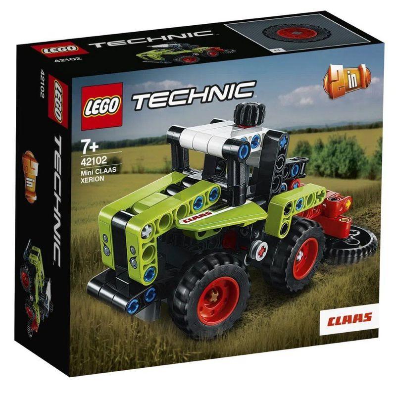 LEGO_Technic_Mini_Claas_Xerion_42102_1