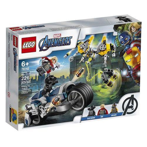 LEGO_Super_Heroes_Ataque_dos_Vingadores_em_Speeder_Bike_76142_1
