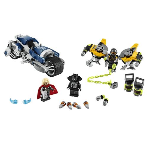 LEGO_Super_Heroes_Ataque_dos_Vingadores_em_Speeder_Bike_76142_2