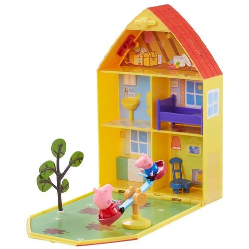 4206_Mini_Figura_com_Cenario_Peppa_Pig_Casa_com_Jardim_DTC_1