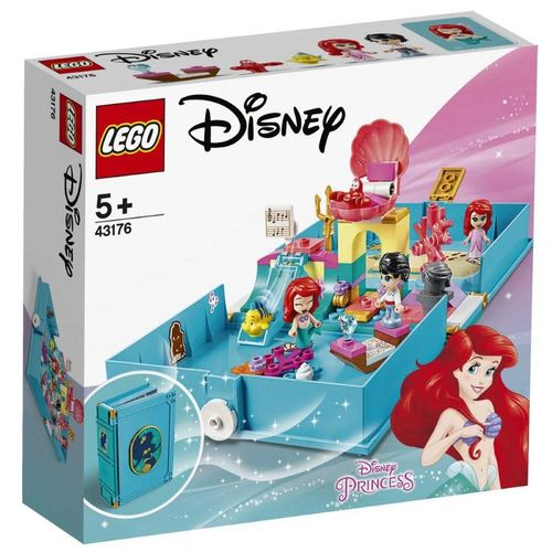 LEGO_Disney_Aventuras_do_Livro_de_Contos_da_Ariel_43176_1