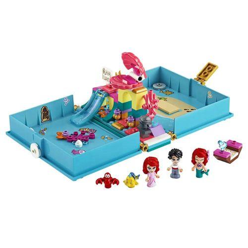 LEGO_Disney_Aventuras_do_Livro_de_Contos_da_Ariel_43176_2