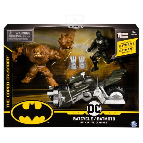 2184_Veiculo_com_Figuras_Batmovel_Batman_vs_Clayface_DC_Comics_Sunny_1