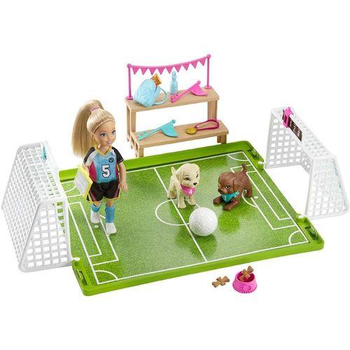 GHK37_Boneca_Barbie_e_Playset_Futebol_com_Cachorrinhos_Barbie_Dreamhouse_Adventures_Mattel_2