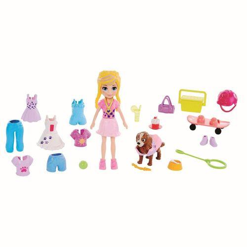 GBF85_GFP85_Polly_Pocket_Conjunto_Queridinhos_das_Meninas_Mattel_1