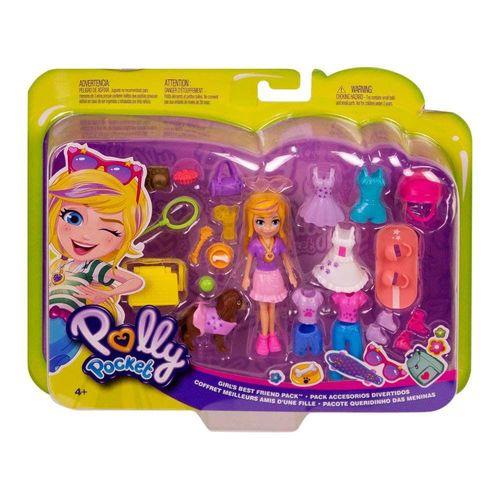 GBF85_GFP85_Polly_Pocket_Conjunto_Queridinhos_das_Meninas_Mattel_4