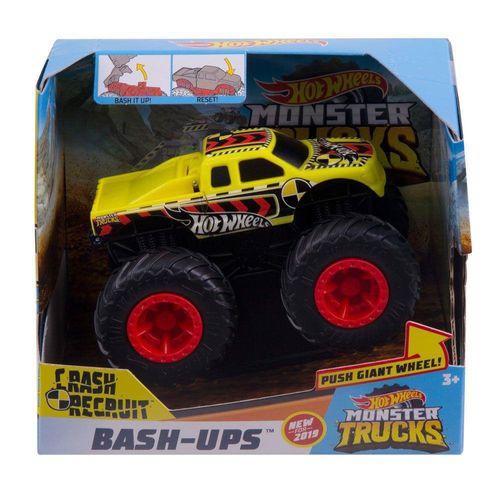 GCF94_GDR88_Carrinho_Hot_Wheels_1-43_Monster_Trucks_Crash_Recruit_Bash-Ups_Mattel_1