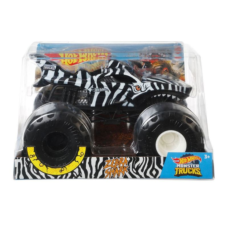 FYJ83_GJG78_Carrinho_Hot_Wheels_Monster_Trucks_1-24_Zebra_Shark_Mattel