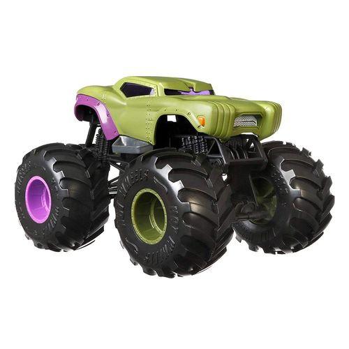 FYJ83_GJG69_Carrinho_Hot_Wheels_Monster_Trucks_1-24_Hulk_Marvel_Mattel_2