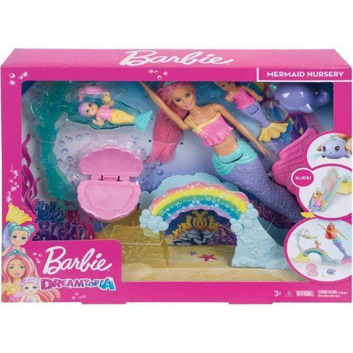 FXT25_Conjunto_de_Bonecas_Barbie_Dreamtopia_Escola_de_Sereias_Mattel_1