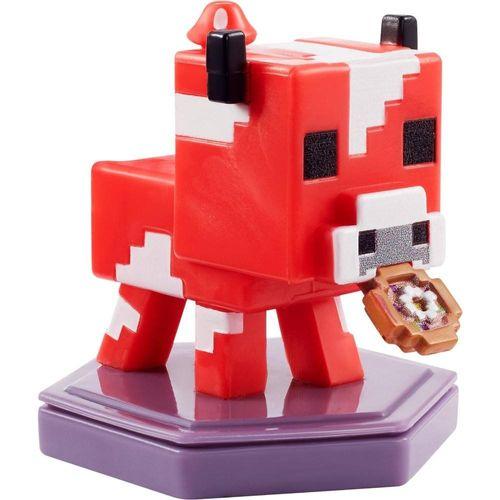 GKT32_GKT33_Mini_Figura_Basica_Minecraft_Earth_Vaca_Cogumelo_Regenedora_Mattel_2