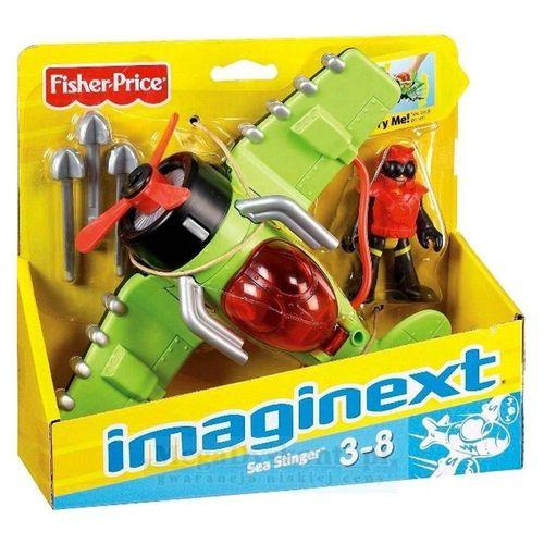 T5308_Aviao_de_Brinquedo_Com_Mini_Figura_Avioes_Medios_Sky_Racer_Sea_Stinger_Imaginext_2