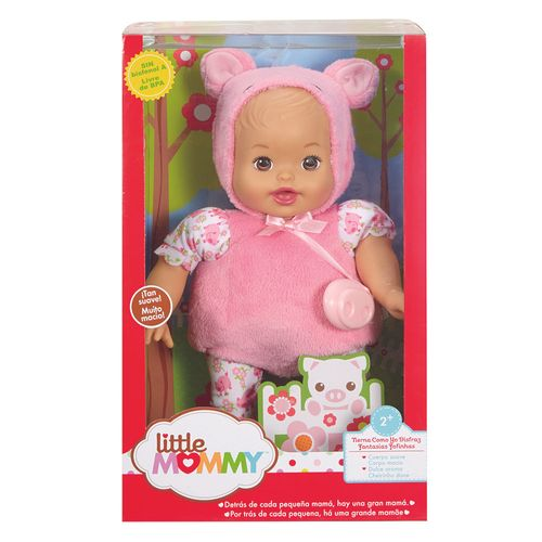 BLW15_DTV57_Boneca_Little_Mommy_Fantasias_Fofinhas_Porquinho_Mattel_5