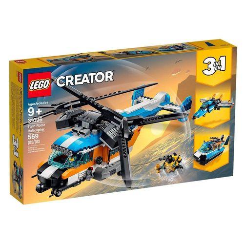 LEGO_Creator_Modelo_3_em_1_Helicoptero_de_Duas_Helices_31096_1