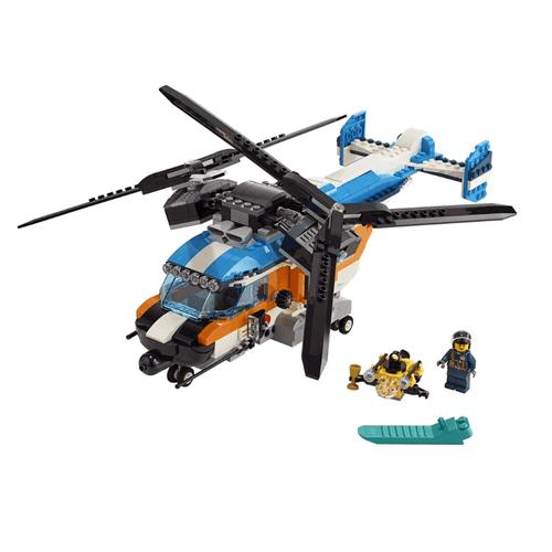 LEGO_Creator_Modelo_3_em_1_Helicoptero_de_Duas_Helices_31096_2