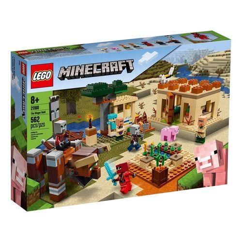 LEGO_Minecraft_O_Ataque_de_Illager_21160_1