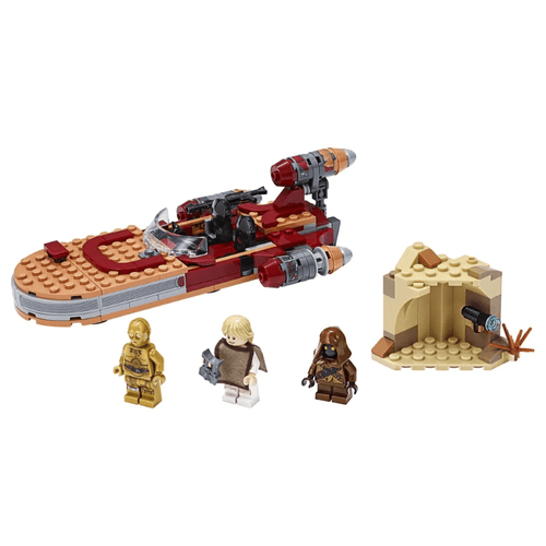 LEGO_Star_Wars_Landspeeder_do_Luke_Skywalker_75271_2