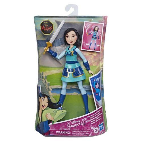 E8628_E8628_Boneca_Princesa_Mulan_Guerreira_Disney_Hasbro_2