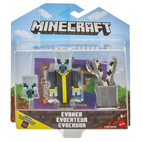 GRD96_GRD97_Figura_Basica_Minecraft_Evocador_Mattel_1