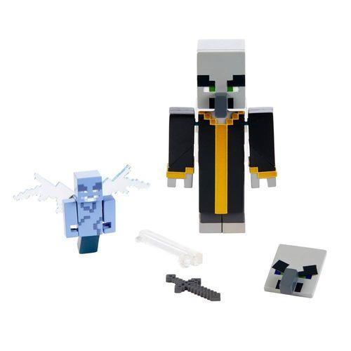 GRD96_GRD97_Figura_Basica_Minecraft_Evocador_Mattel_7