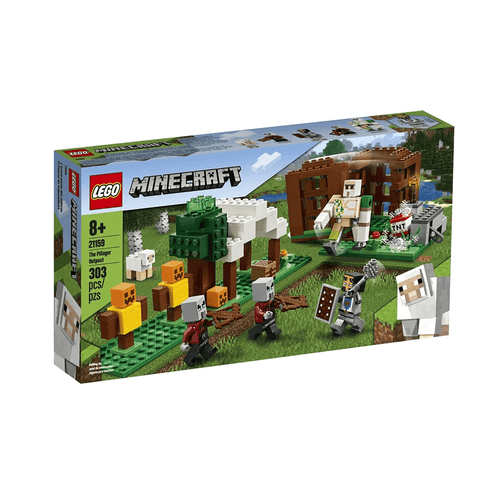 LEGO_Minecraft_The_Pillager_Outpost_21159_1