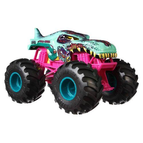 FYJ83_GCX24_Carrinho_Hot_Wheels_Monster_Trucks_124_Zombie_Wrex_Mattel_1