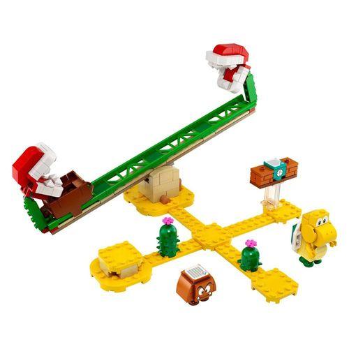 LEGO_Super_Mario_Expansao_Derrapagem_da_Planta_Piranha_71365_2