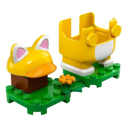LEGO_Super_Mario_Pacote_Power_Up_Mario_Gato_71372_2