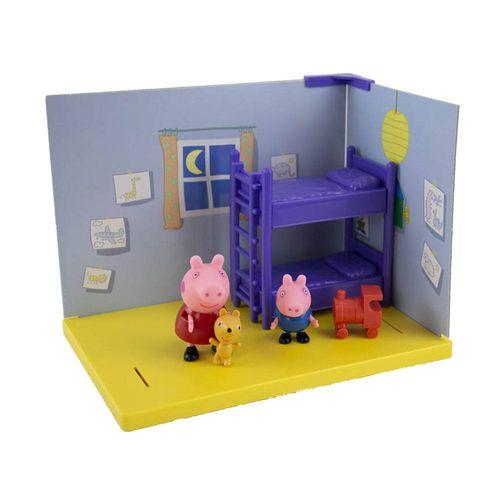 2303_Playset_com_Mini_Figuras_Casa_da_Peppa_Quarto_Peppa_Pig_Sunny_1