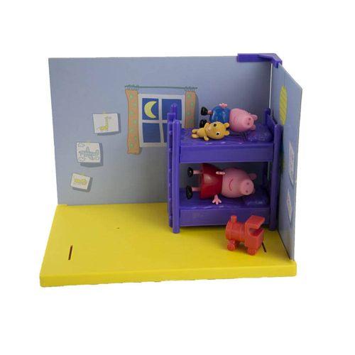 2303_Playset_com_Mini_Figuras_Casa_da_Peppa_Quarto_Peppa_Pig_Sunny_2